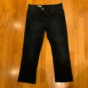 GAP Cropped Boot Cut Jeans - Size 27/4